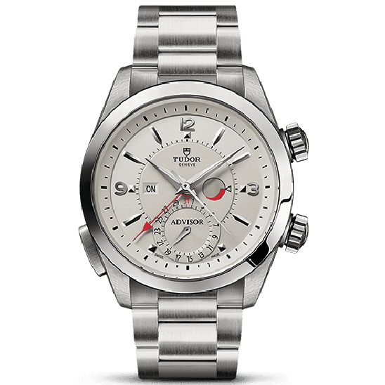 Tudor Heritage Advisor Watch 79620T Steel