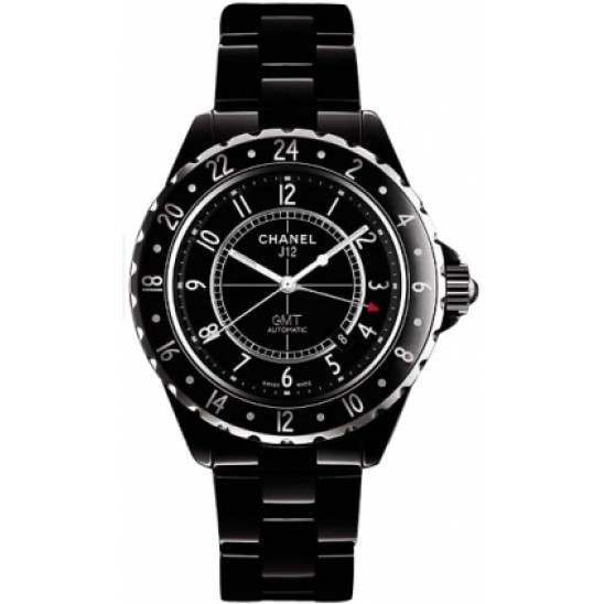 Chanel J12 Gmt Unisex Watch H2012