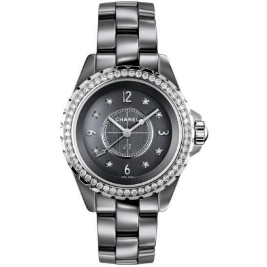 Chanel J12 Quartz 33mm h2565