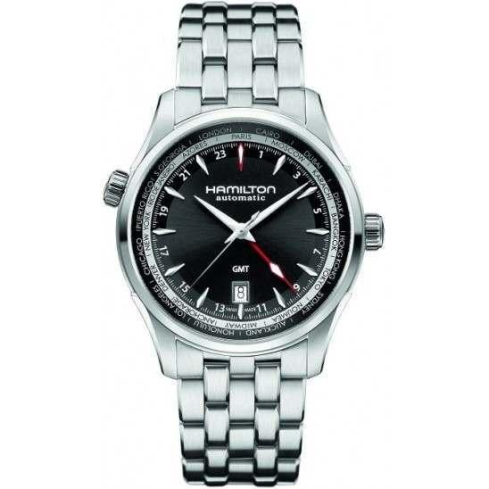 Hamilton Jazzmaster GMT H32605151