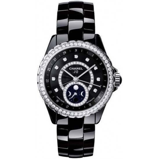 Chanel J12 Moonphase H3407