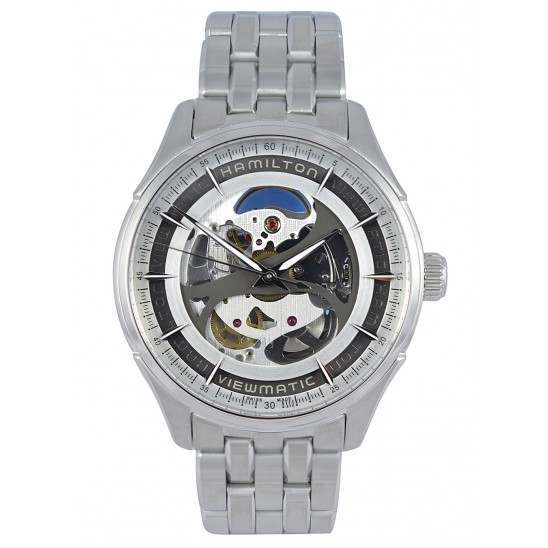Hamilton Jazzmaster Viewmatic Skeleton Gents H42555151