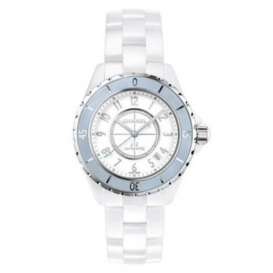 Chanel J12 Collector 38mm White Ceramic H4341