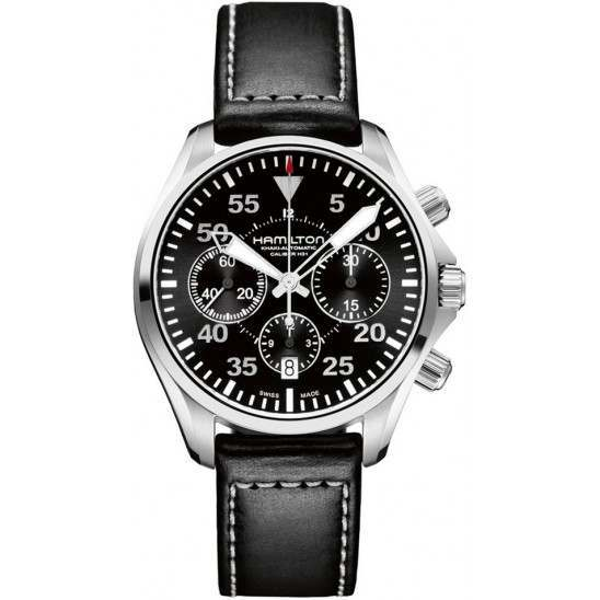 Hamilton Khaki Aviation Pilot 42mm H64666735