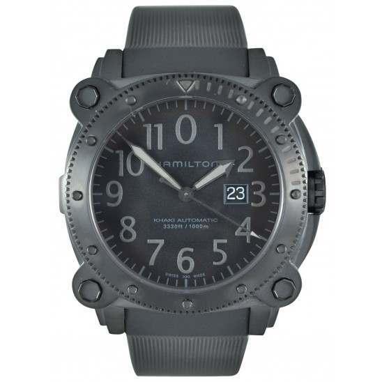 Hamilton Khaki Navy BeLOWZERO H78585333
