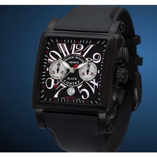 Franck Muller Conquistador Cortez Chronograph 10000 K CC NR