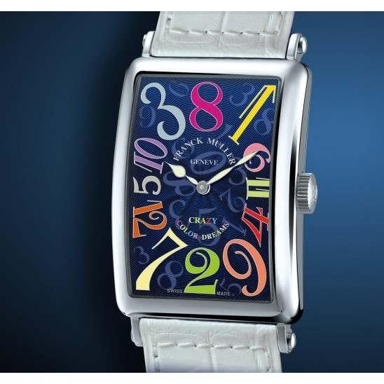 Franck Muller Long Island Crazy Hours Colour Dreams 1200 CH CODR