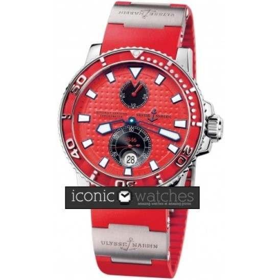 Ulysee Nardin Maxi Marine Diver Chronometer 263-33-3/96