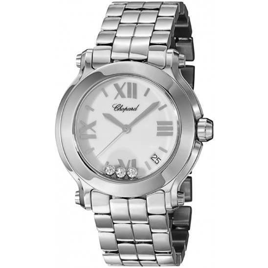 Chopard Happy Sport Round Ladies 36mm 278477-3013