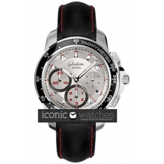 Glashutte Sport Evolution Chronograph 39-31-46-03-03