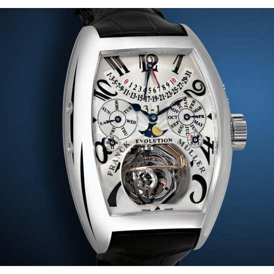 Franck Muller Evolution 3-1 9885 T EV 3-1