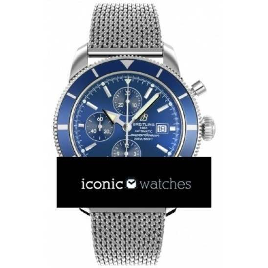 Breitling Superocean Heritage Chronograph A1332016C758SS