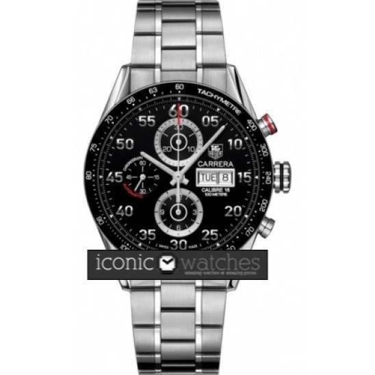 Tag Heuer Carrera Automatic Chronograph Day Date CV2A10.BA0796