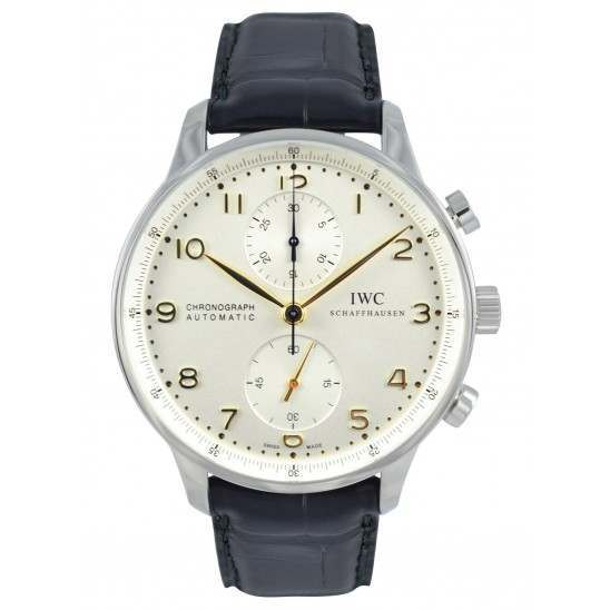 IWC Portuguese Automatic Chronograph Mens IW371445