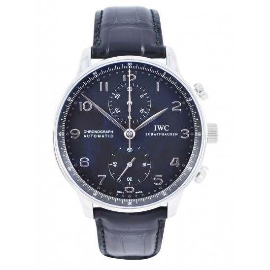 IWC Portuguese Automatic Chronograph IW371447|