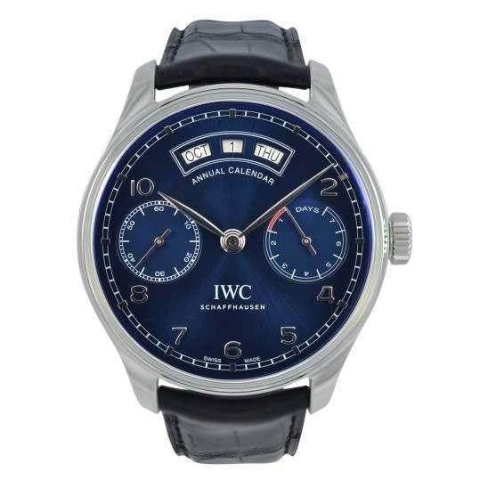 IWC Portugieser Annual Calendar Mens IW503502
