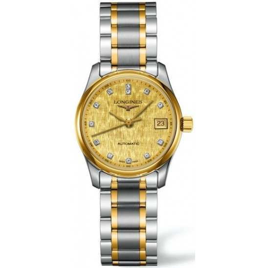 Longines Master Collection Ladies L2.257.5.38.7