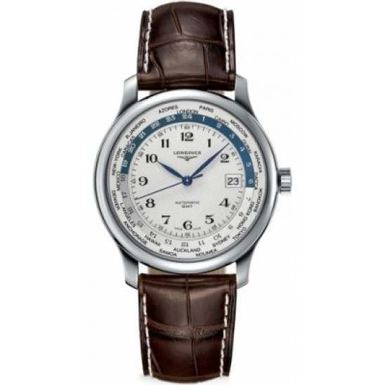 Longines Master Automatic 38.5mm L2.631.4.70.3