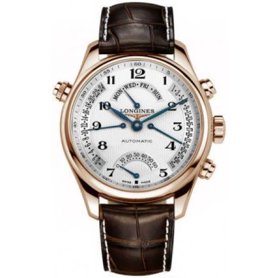 Longines Master Collection Retrograde Automatic  L2.715.8.78.3