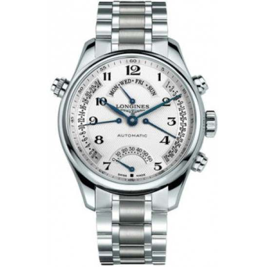 Longines Master Collection Retrograde Automatic L2.717.4.78.6