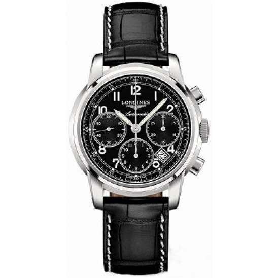 Longines Saint-Imier Automatic Chronograph 39.00 mm L2.753.4.53.3
