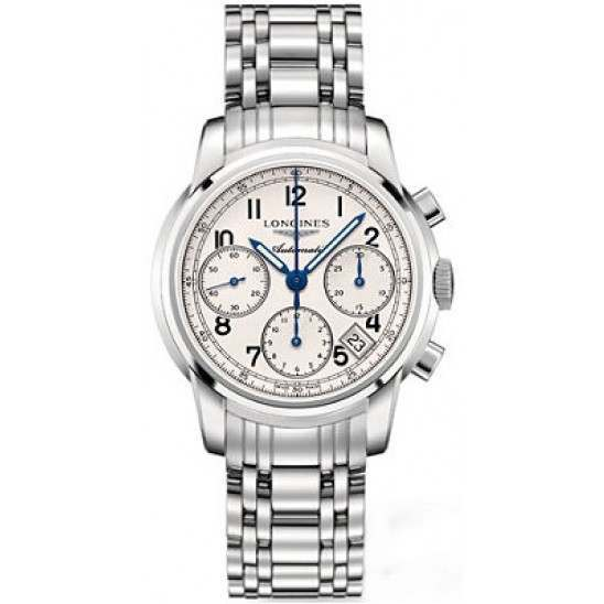 Longines Saint-Imier Automatic Chronograph 39.00 mm L2.753.4.73.6