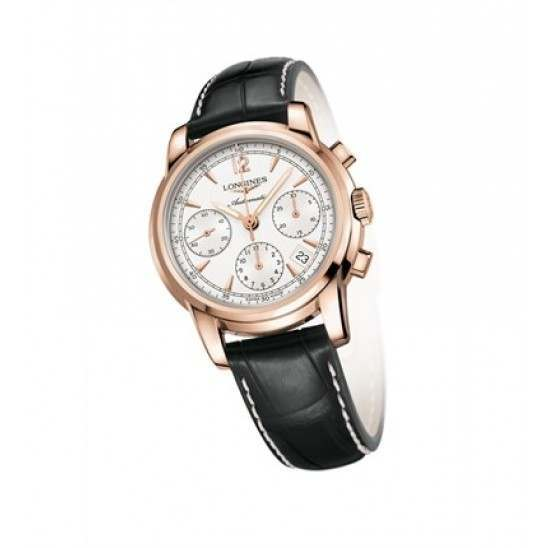Longines Saint-Imier Automatic Chronograph 39.00 mm L2.753.8.72.3