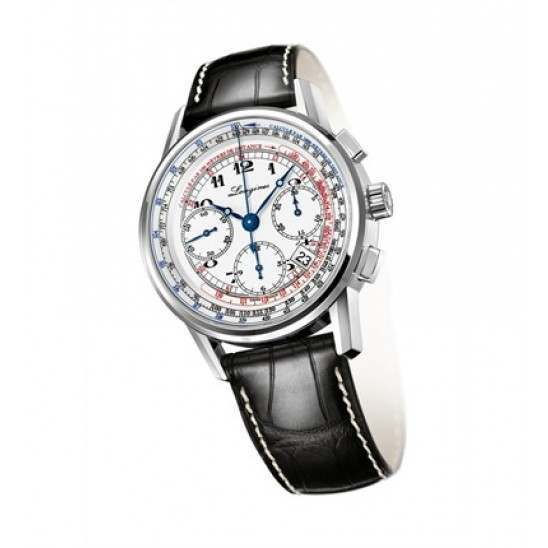 Longines Heritage Tachymeter Chronograph L2.781.4.13.2