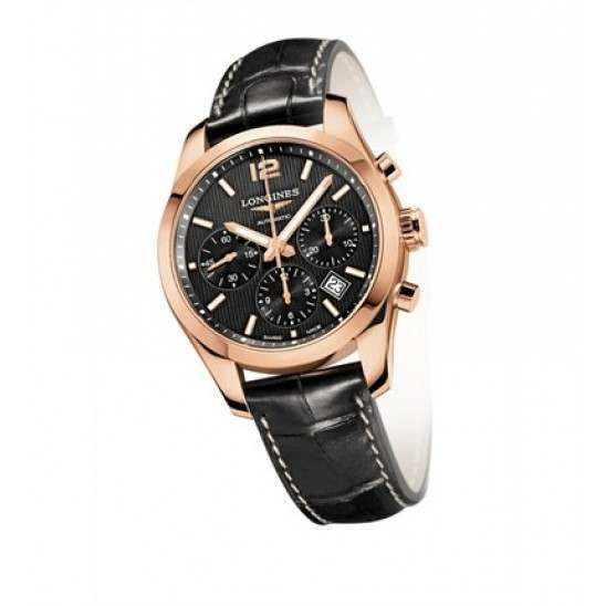 Longines Conquest Automatic Chronograph 41.00 mm L2.786.8.56.3