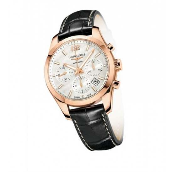 Longines Conquest Automatic Chronograph 41.00 mm L2.786.8.76.3