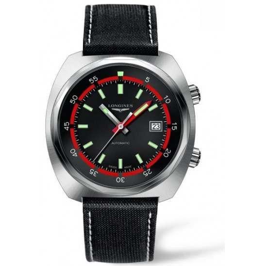 Longines Heritage Diver L2.796.4.52.0