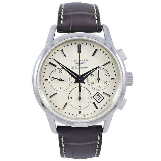 Longines Column-Wheel Chronograph Heritage L2.749.4.72.2