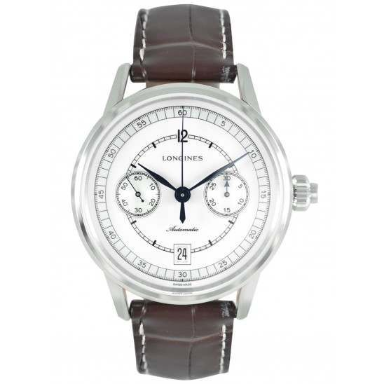 Longines Heritage Automatic Chronograph L2.800.4.26.2