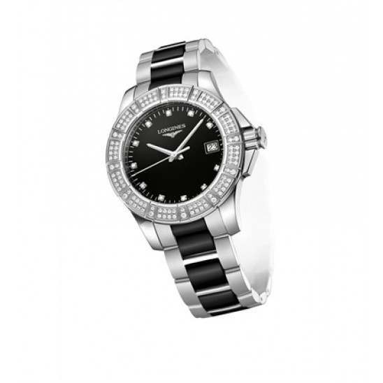 Longines Conquest Quartz 35mm L3.280.0.57.7