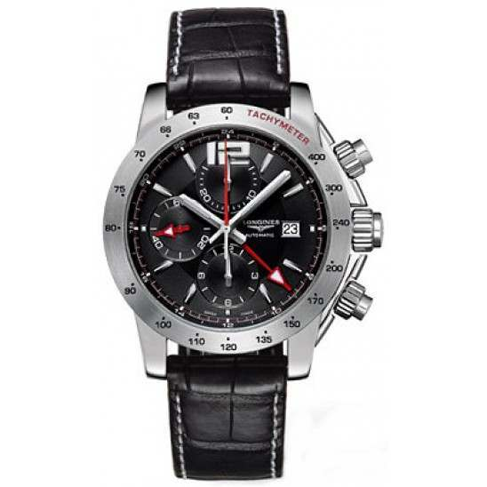 Longines Admiral Automatic Chronograph L3.670.4.56.0