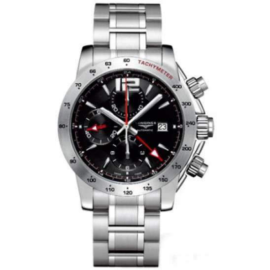 Longines Admiral Automatic Chronograph L3.670.4.56.6