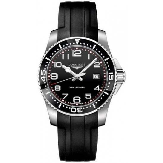Longines HydroConquest Quartz 39mm L3.688.4.53.2