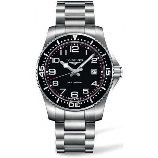 Longines HydroConquest Quartz 41mm L3.689.4.53.6