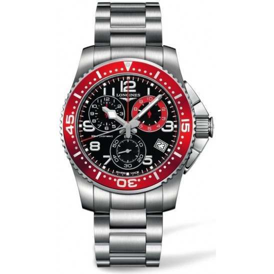 Longines HydroConquest Chronograph 41mm L3.690.4.59.6