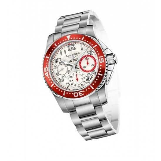Longines HydroConquest Automatic Chronograph 41mm L3.696.4.19.6