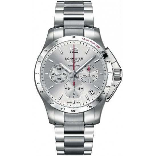 Longines Conquest Automatic Chronograph 44.50mm L3.697.4.76.6