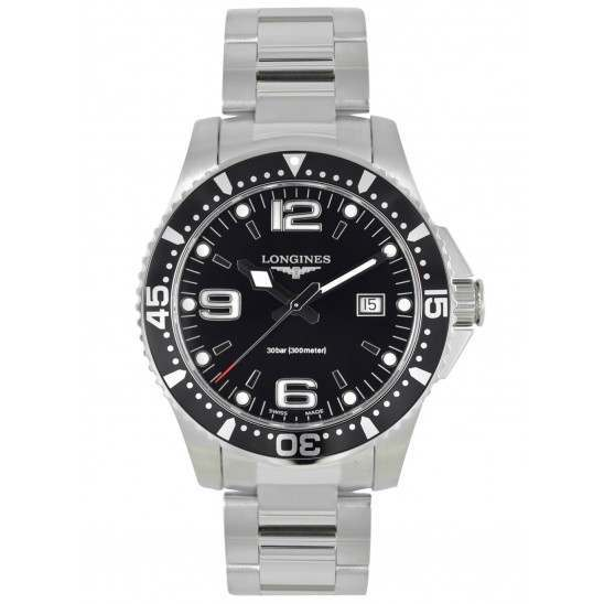 Longines HydroConquest Quartz 39mm L3.640.4.56.6