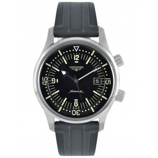 Longines Heritage Legend Diver L3.674.4.50.9