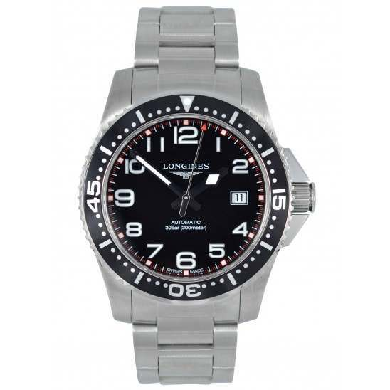 Longines HydroConquest Gents Large Automatic L3.695.4.53.6