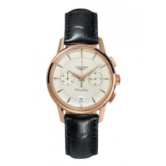Longines Flagship Heritage L4.756.8.72.2