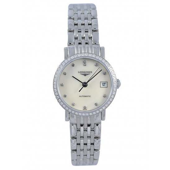Longines Elegant Collection Ladies L4.309.0.87.6