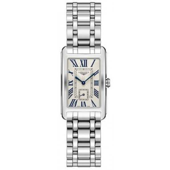 Longines DolceVita Stainless Steel Quartz L5.512.4.71.6