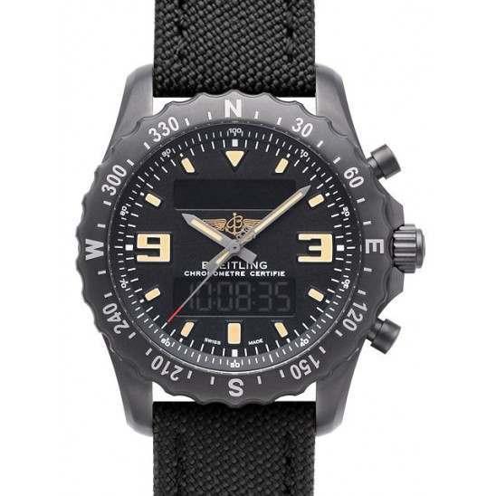 Breitling Chronospace Military Automatic Chrono M7836622.BD39.100W