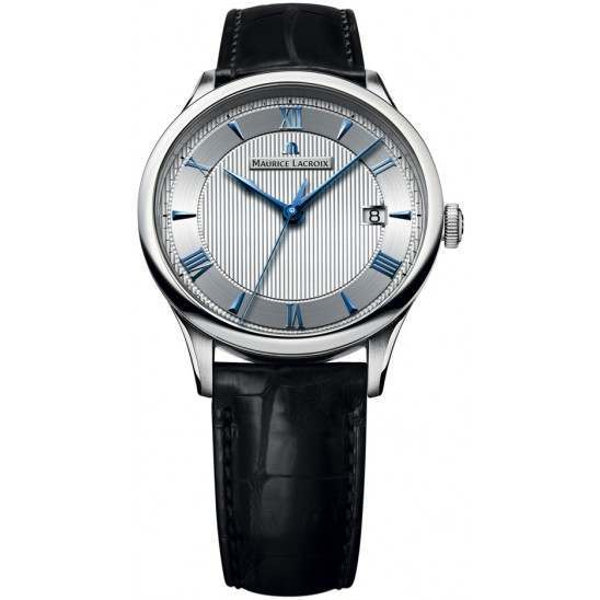 Maurice Lacroix Masterpiece Date MP6407-SS001-111
