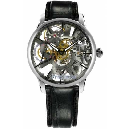 Maurice Lacroix Masterpiece Skeleton MP7138-SS001-030